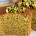 Pistachio Cake Recipes: Almond and Pistachio Cake
