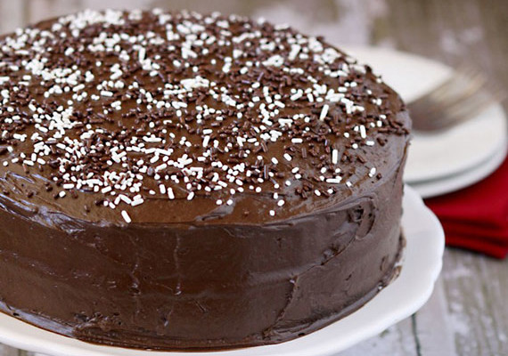 Cocoa Chocolate Cake