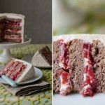 Spice Cake Recipe - Five Spice Plum Cake