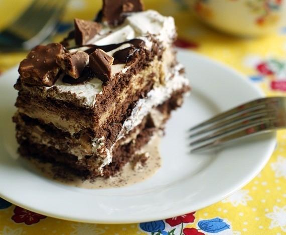 Kalhua Coffee Ice-Cream Dream Cake
