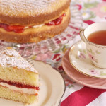 Recipe for Victoria Sponge - history never tasted so good
