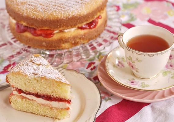 Recipe for Victoria Sponge
