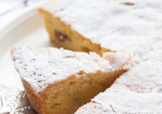 Tuscan Pine Nut Cake