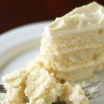 The Whiteout Cake