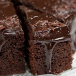 Chocolate Cake with Buttermilk