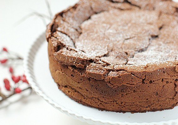 Chocolate Souffle Cake Recipe The Answer is Cake