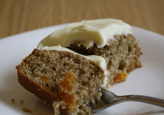 Coffee and Ginger Cake