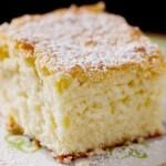 Perfect Cream Cake