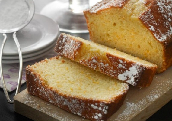 Orange Yoghurt Cake • The Answer is Cake