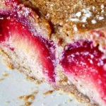 Plum in Love Spiced Cake