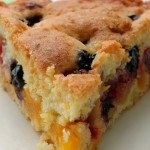 Stone Fruit Tea Cake Recipe