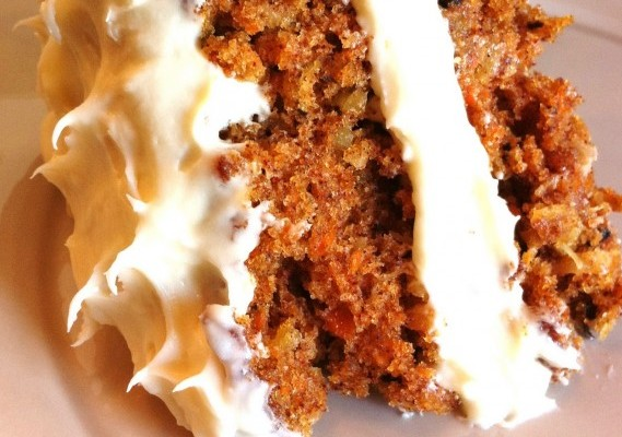 Carrot Cake Recipe With Dark Brown Sugar