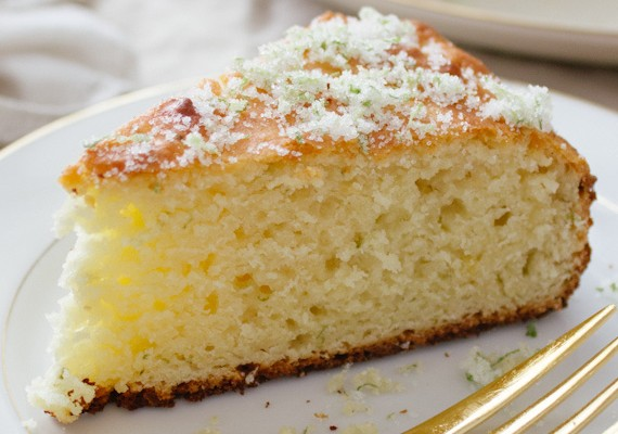 Easy Lime Cake - Recipe - The Answer is Cake