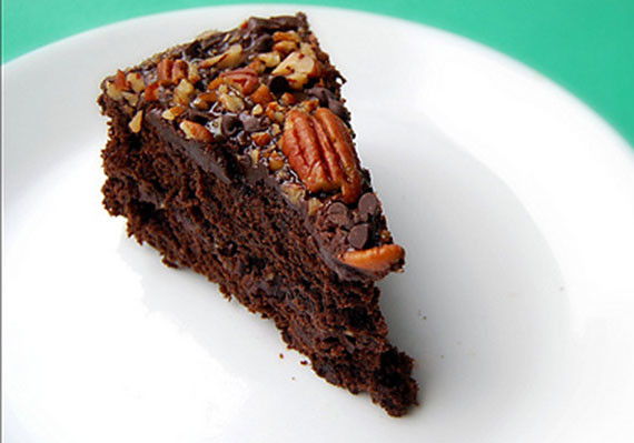 Easy Homemade Chocolate Turtle Cake: The Answer Is Cake