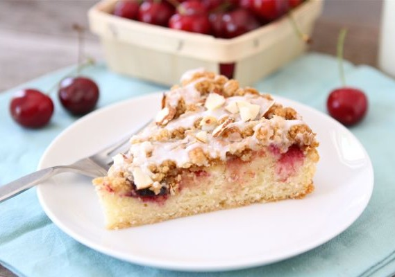 it almond buttermilk cake recipe almond buttermilk cake cherry and ...