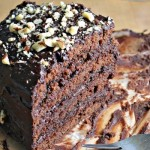 Chocolate Nutella Cake Recipe