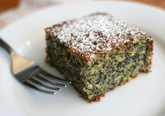 Best Orange Poppy Seed Cake