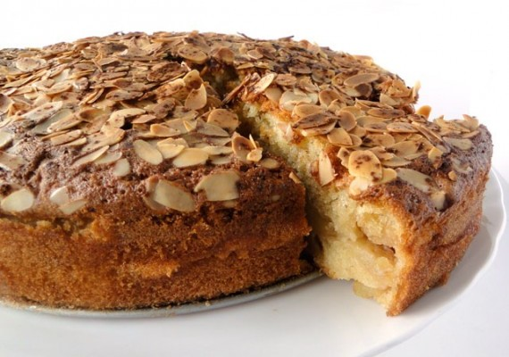 Cinnamon Butter Pound Coffee Cake Recipe