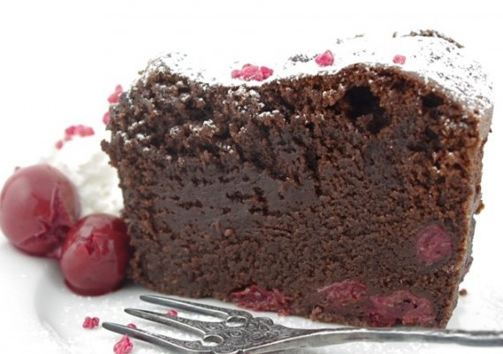 Chocolate Cherry Cake Recipe The Answer Is Cake