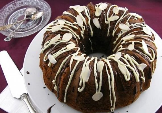 Chocolate Amaretto Cake - Recipe - The Answer is Cake