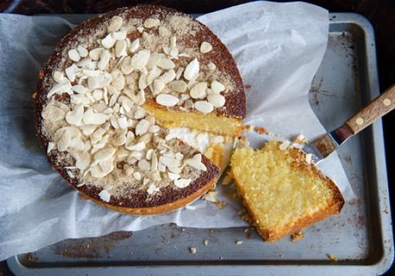 Lemon Polenta And Almond Cake The Answer Is Cake