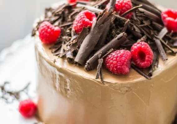 Top 10 chocolate birthday cake recipes the answer is cake chocolate raspberry cake forumfinder Gallery