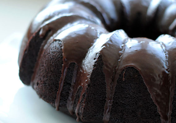 Bacardi Double Chocolate Rum Cake Bondhus Family Cook Book