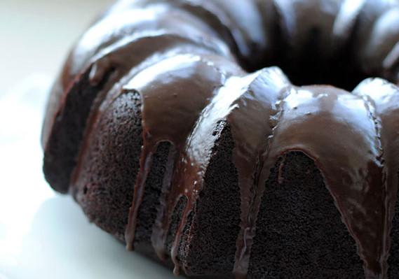 Baking Rum Cake