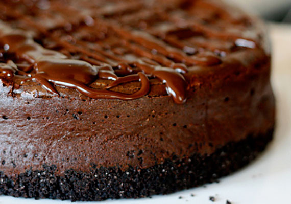 Chocolate Topping For Cheesecake