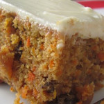 Eggless Carrot Cake that everyone will enjoy
