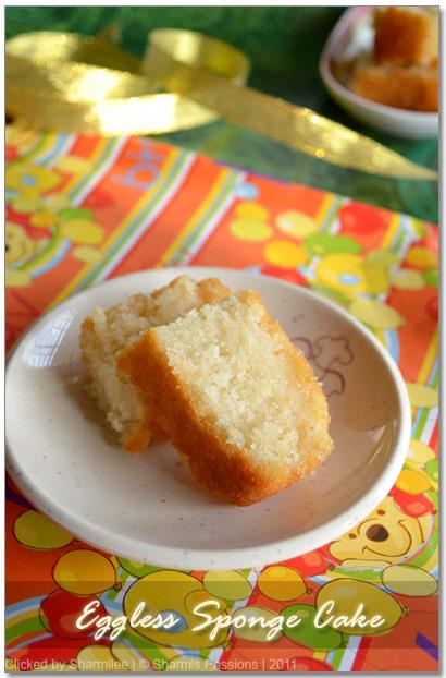 Banana Sponge Cake Recipe In Hindi