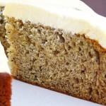 Moist Banana Cake Recipe
