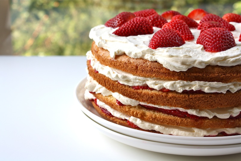 ... cake cream strawberry whip cream cake strawberry cream cake recipe a