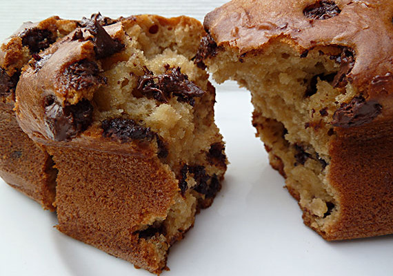 Chocolate Chip Cakes
