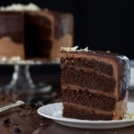 Amazingly Rich Chocolate Cake