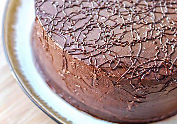 Salted Caramel Cake Recipe salted caramel chocolate cake - recipe - the answer is cake