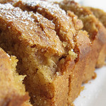 Caramelised Banana Cake - a richer flavoured banana cake
