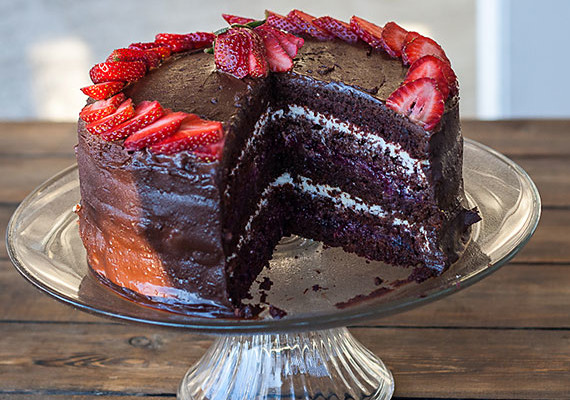 Chocolate Layer Cake Recipe The Answer is Cake
