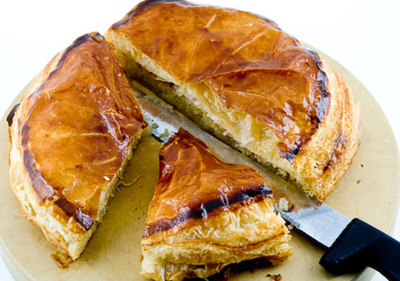 French King Cake recipe - Galette des Rois recipe