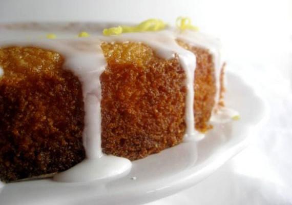 Lemon Polenta Cake - Recipe - Gluten Free Lemon Polenta Cake Recipe