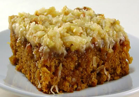 German Chocolate Oatmeal Cake Recipe