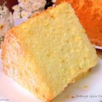 Orange Chiffon Cake Recipe