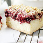 Streusel Cake Recipe - Easy Berry Streusel Cake