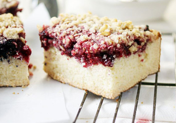 Streusel Cake Recipe Easy Berry Streusel Cake The Answer is Cake