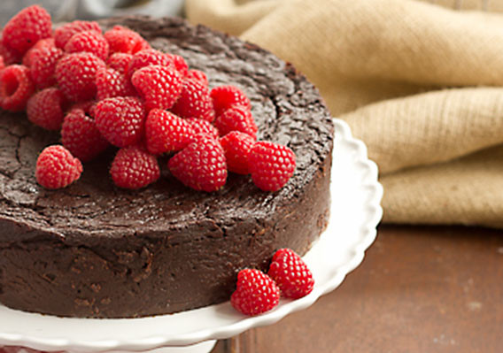 Chocolate Kahlua Cake