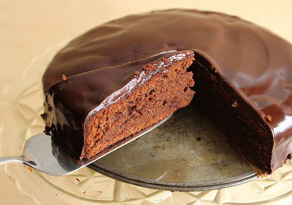 Sacher Torte - Recipe - The Answer is Cake