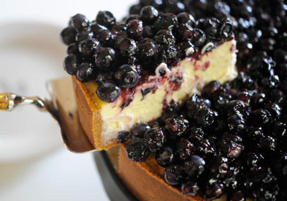 Best Blueberry Cheesecake Recipe
