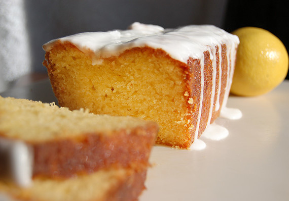Moist-Lemon-Syrup-Cake-Sliced
