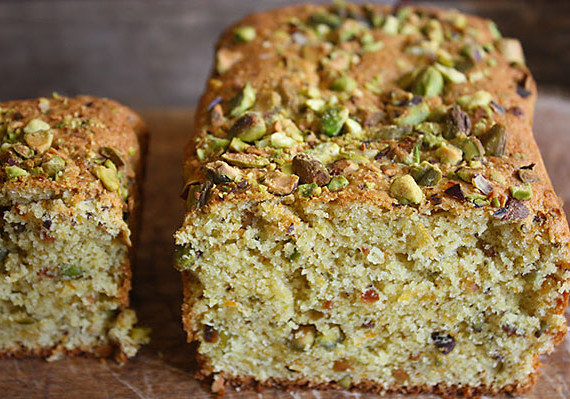 Pistachio Cake Recipes - Almond and Pistachio Cake - Recipe