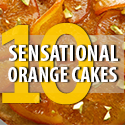 Orange Cake Recipes